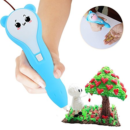 Cartoon 3D Printer Pen