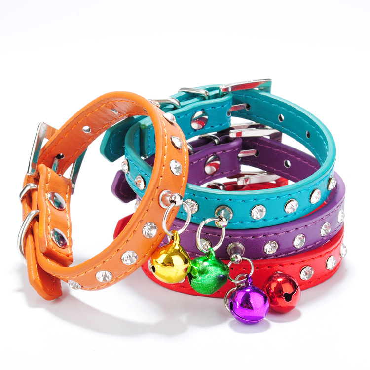 Dog Collar with bell