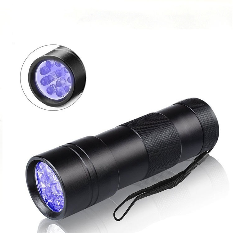 LED UV Flashlight Black Light
