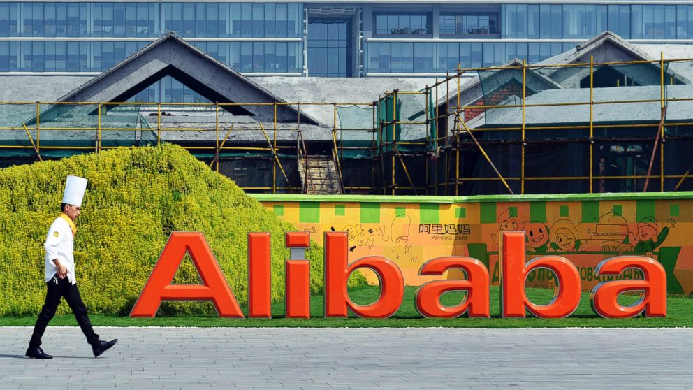 Source Products From China on Alibaba